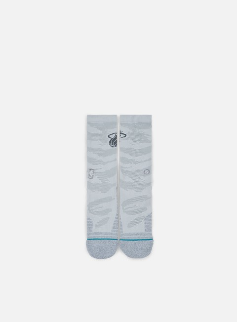 accessori stance heat snow crew socks grey