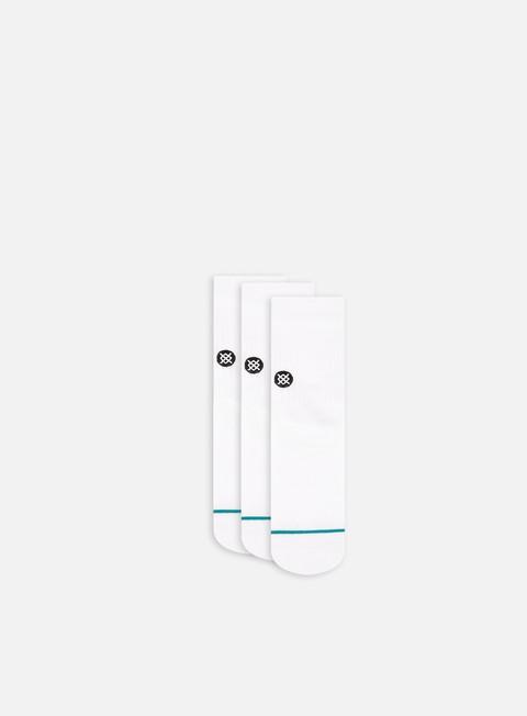 Socks Stance Icon 3 Pack Quarter Socks