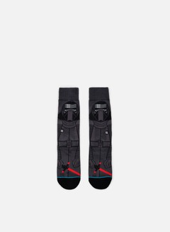Stance - Kylo Ren Star Wars Socks, Dark Grey 1