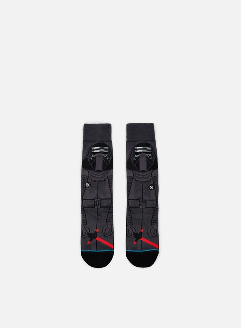 accessori stance kylo ren star wars socks dark grey