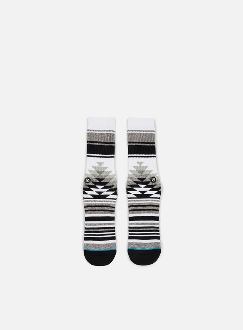 accessori stance larieto sidestep foundation crew socks grey