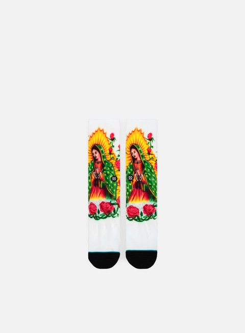 accessori stance mary crew socks white