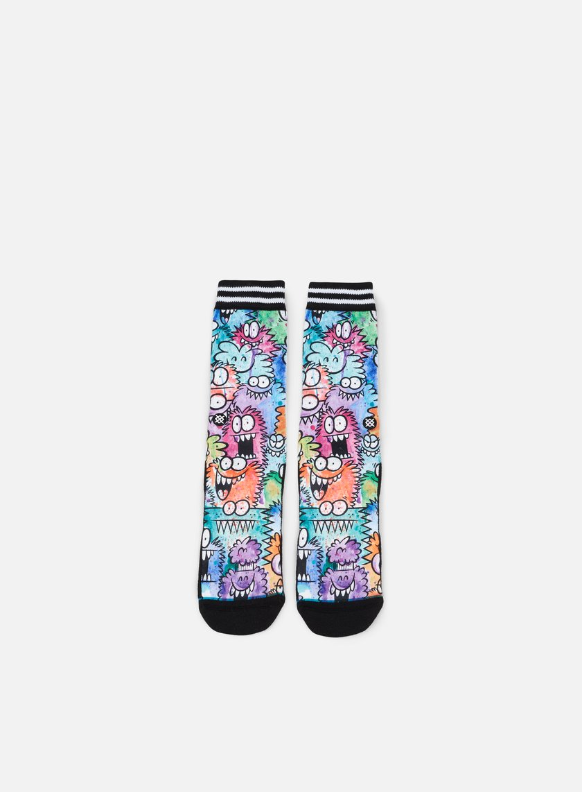 Stance - Monster Party Sub Kevin Lyons Crew Socks, Multi