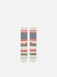 Stance - Munga Crew Socks, Natural
