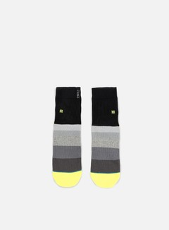 Stance - Neon 95 Anthem Crew Socks, Grey 1