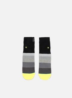 Stance - Neon 95 Anthem Crew Socks, Grey 1
