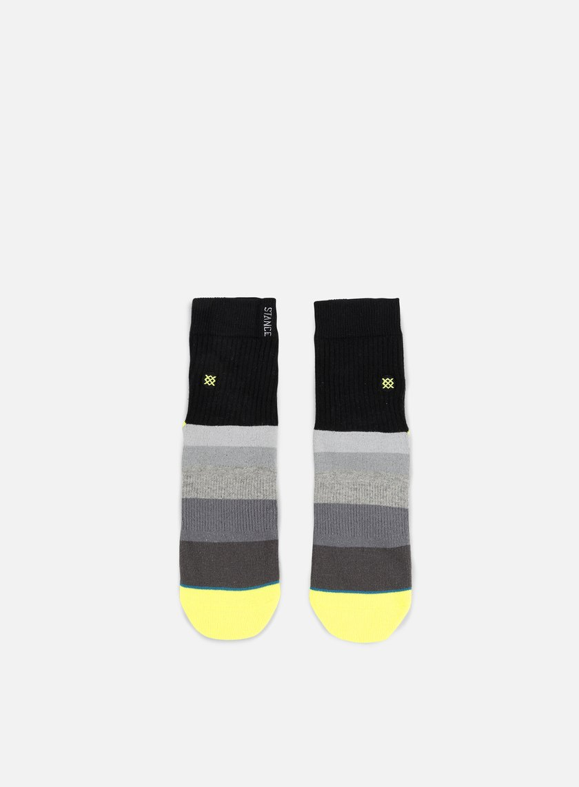Stance - Neon 95 Anthem Crew Socks, Grey