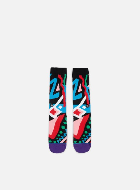 accessori stance new jack always fresh anthem crew socks multicolor