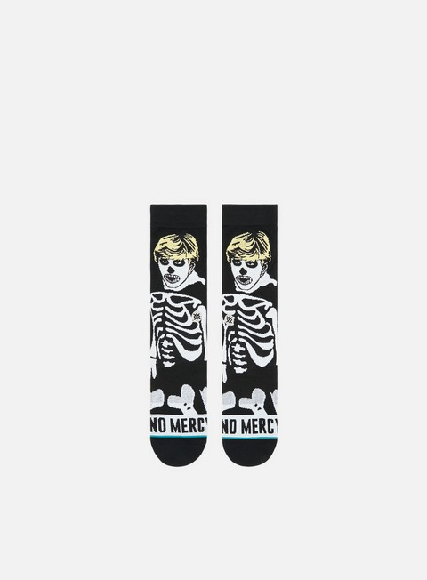 accessori stance no mercy socks black