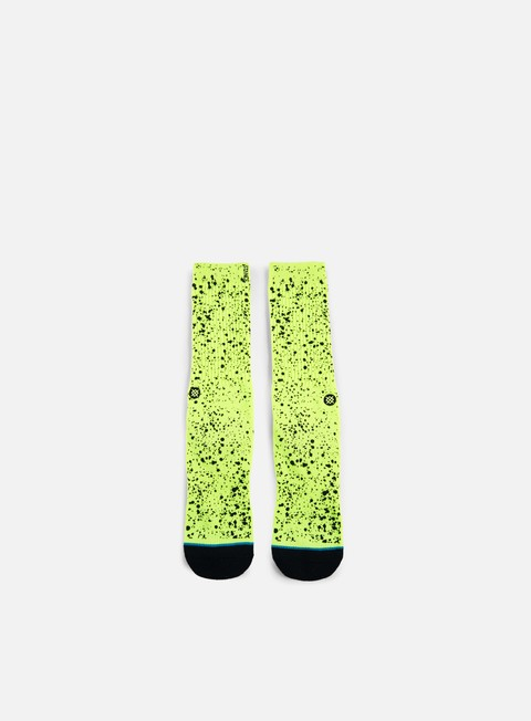 accessori stance overspray anthem crew socks green