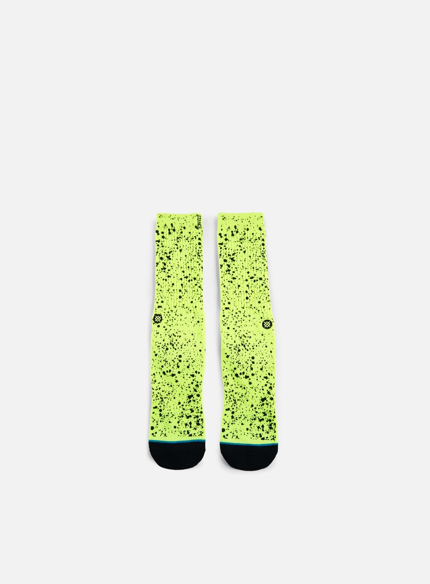 Stance - Overspray Anthem Crew Socks, Green