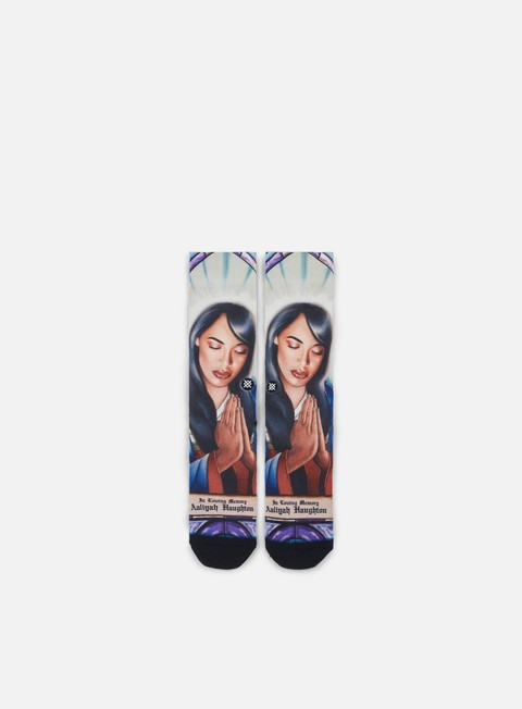 accessori stance praise aaliyah crew socks multi