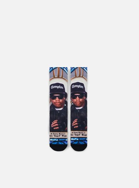 accessori stance praise eazy e crew socks multi
