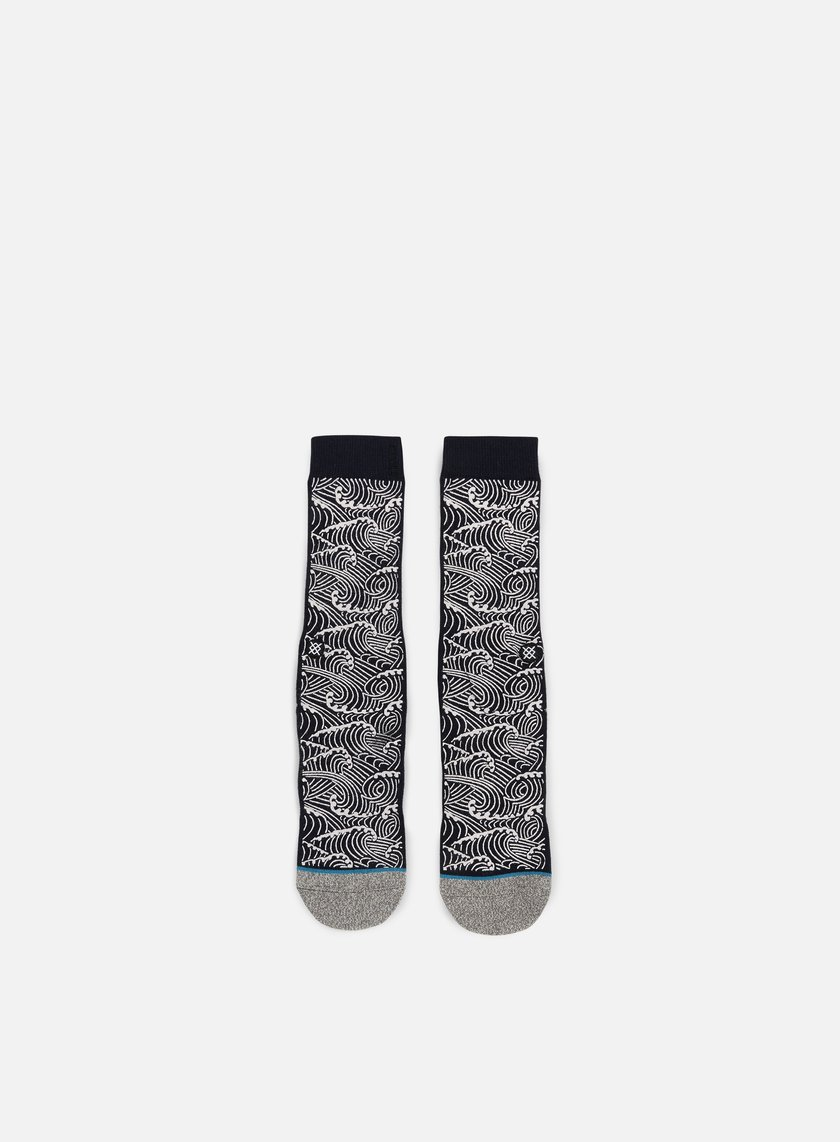 Stance - Pulse Crew Socks, Navy