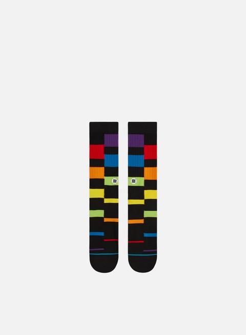 Calze Stance Rainbow Stripe Crew Socks