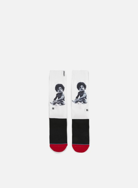 accessori stance ready to die anthem crew socks black