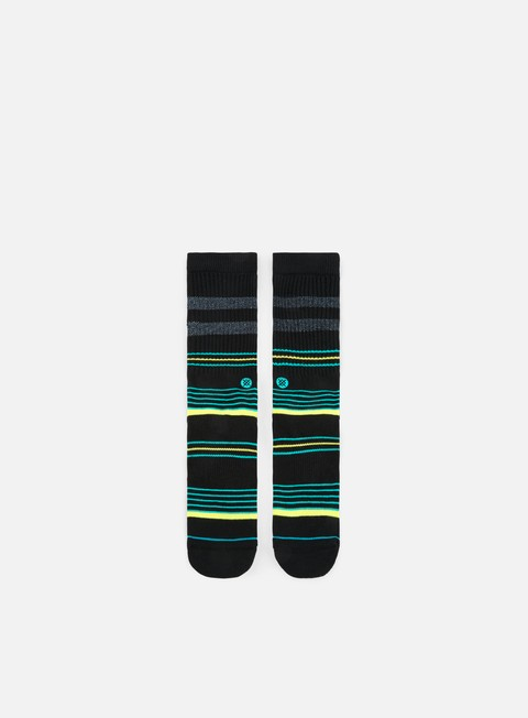 accessori stance reda crew socks black