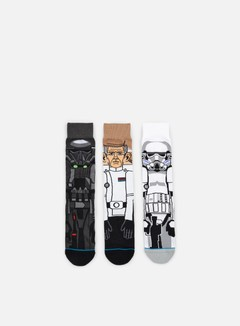 Stance - Rogue One Star Wars 3 Socks Pack 1