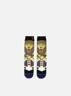 Stance - Royal-Tay Crew Socks, Black 1