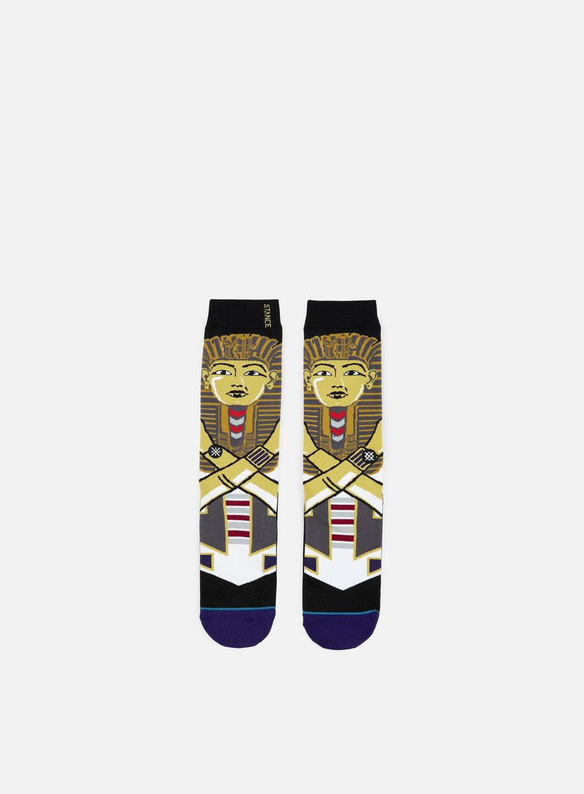 Stance - Royal-Tay Crew Socks, Black