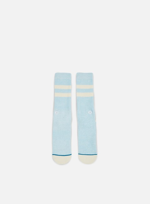 accessori stance salty pastel pack crew socks blue