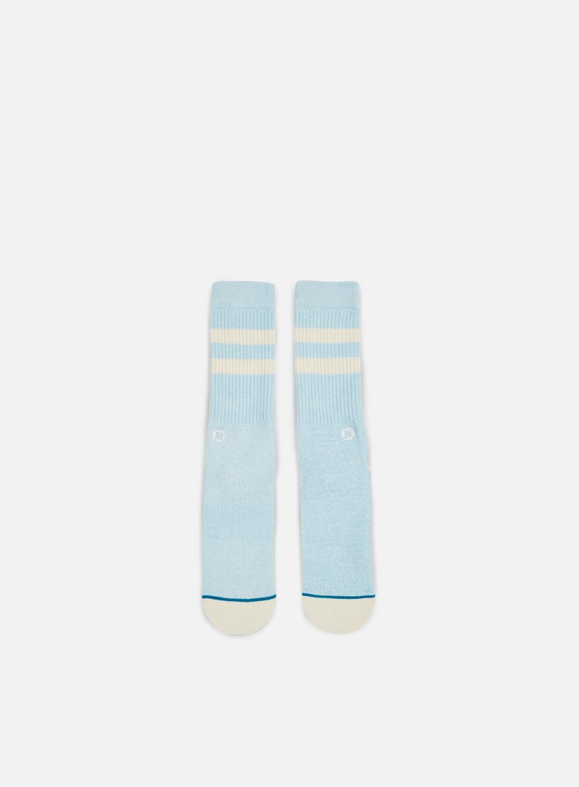 Stance - Salty Pastel Pack Crew Socks, Blue
