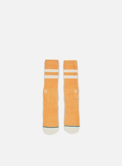 Stance - Salty Pastel Pack Crew Socks, Orange 1