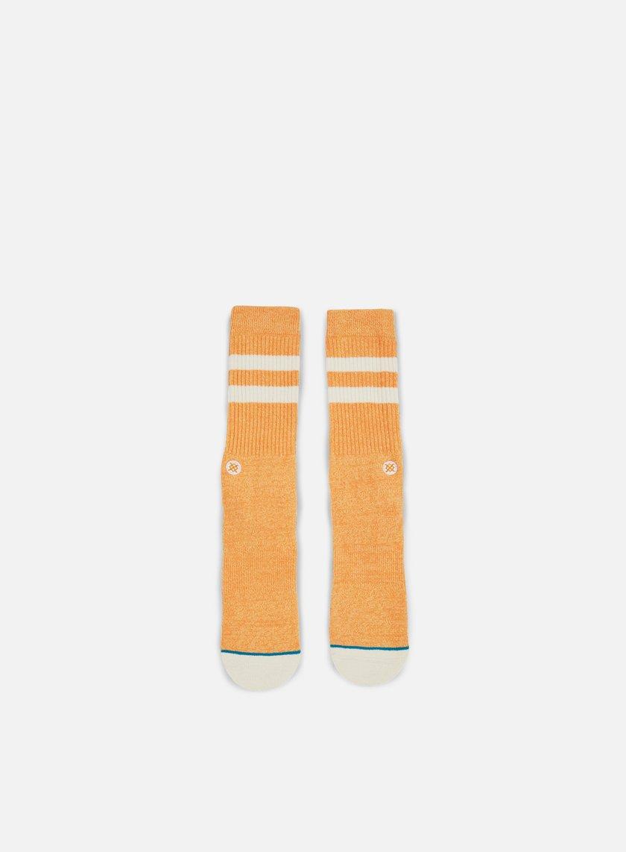 Stance - Salty Pastel Pack Crew Socks, Orange