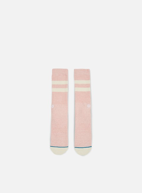 accessori stance salty pastel pack crew socks pink