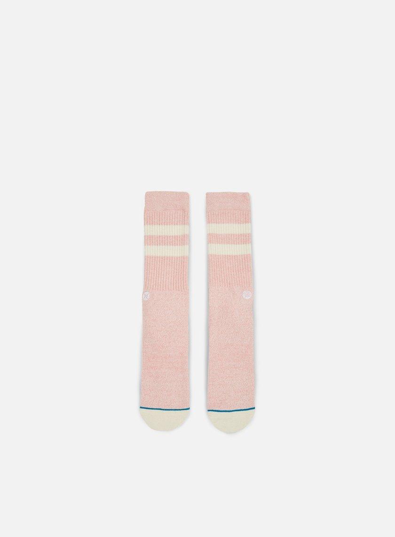 Stance - Salty Pastel Pack Crew Socks, Pink