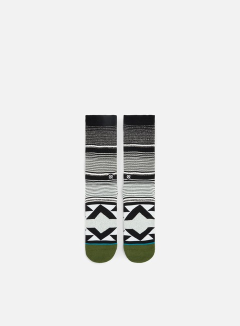 accessori stance san blas crew socks black