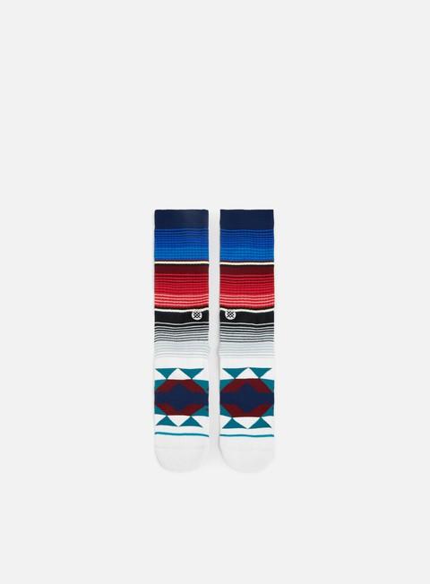 accessori stance san blas crew socks teal
