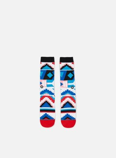 Stance - Scenario Always Fresh Anthem Crew Socks, Multicolor 1
