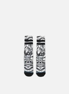 Stance - Snowcat Crew Socks, Black 1