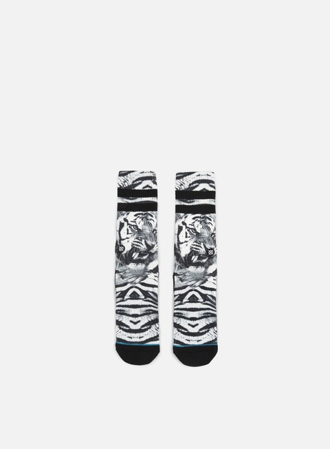 accessori stance snowcat crew socks black