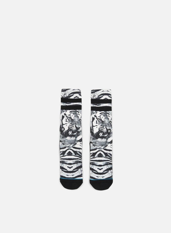 Stance - Snowcat Crew Socks, Black