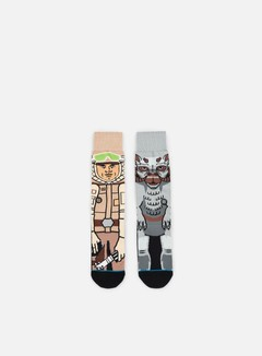 Stance - Sub Zero Star Wars Socks, Tan 1