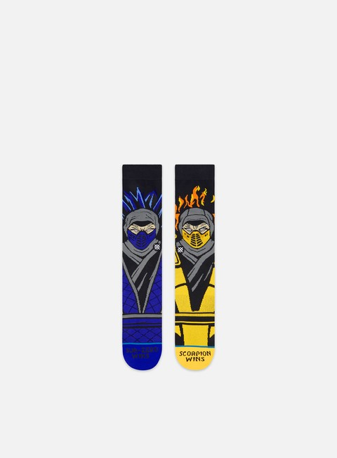 Outlet e Saldi Calze Stance Sub Zero VS Scorpion Socks
