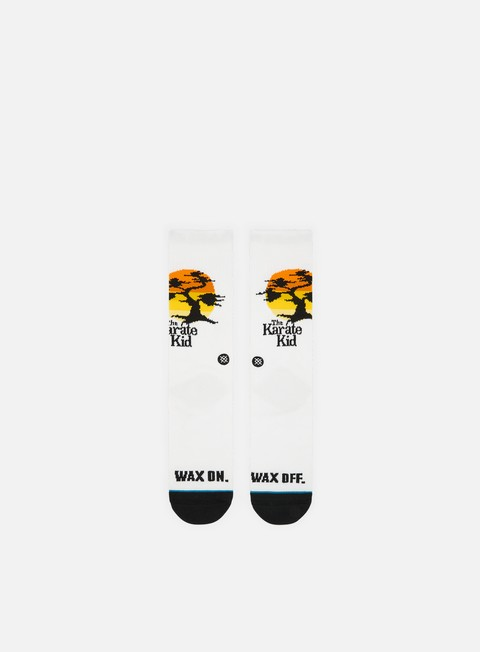 accessori stance the karate kid socks white