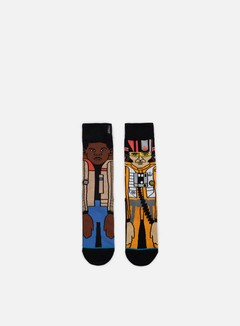 Stance - The Resistance 2 Star Wars Socks, Orange 1