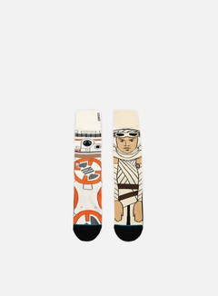 Stance - The Resistance Star Wars Socks, Tan 1