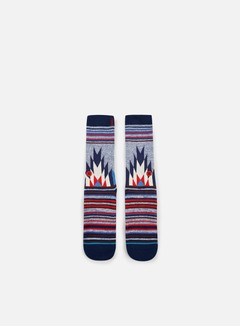 Stance - Toledo Crew Socks, Blue 1