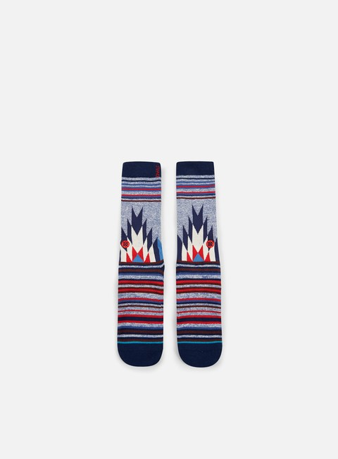 accessori stance toledo crew socks blue