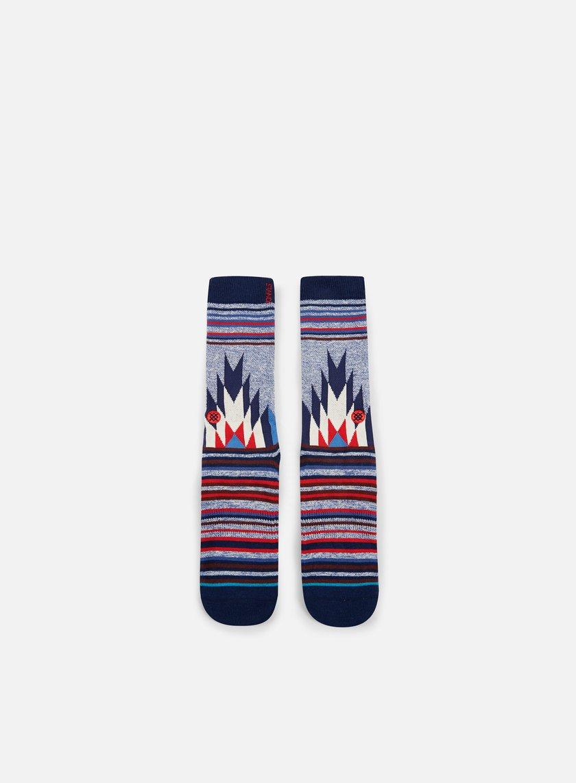 Stance - Toledo Crew Socks, Blue