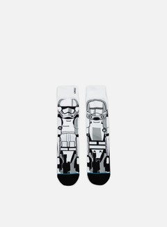 Stance - Trooper 2 Star Wars Socks, White 1