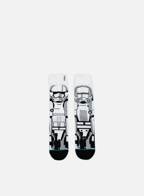 accessori stance trooper 2 star wars socks white