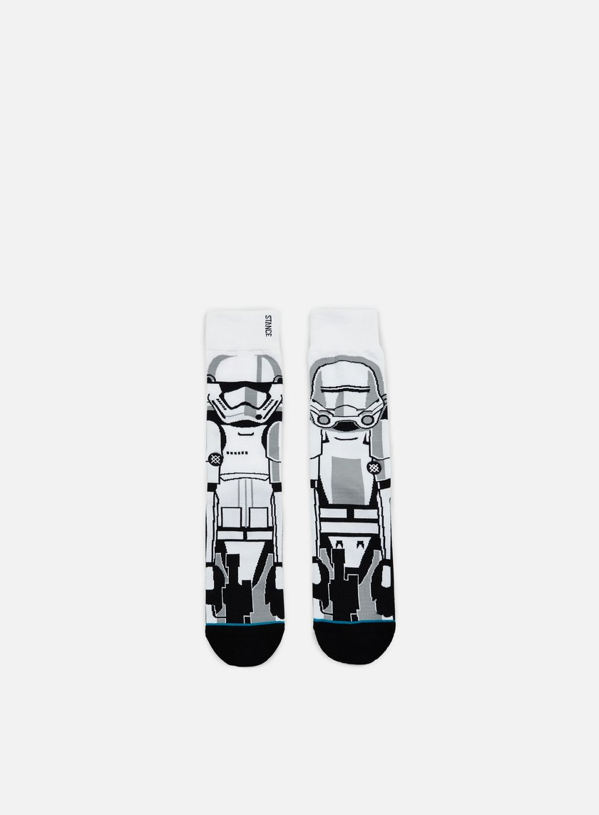 Stance - Trooper 2 Star Wars Socks, White