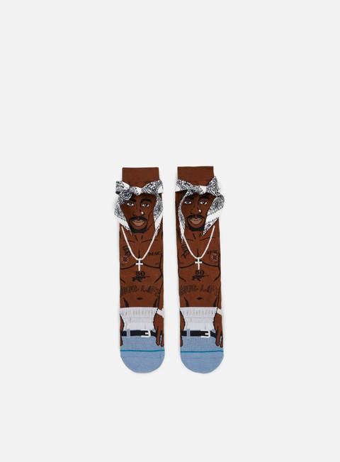 Socks Stance Tupac Anthem Crew Socks
