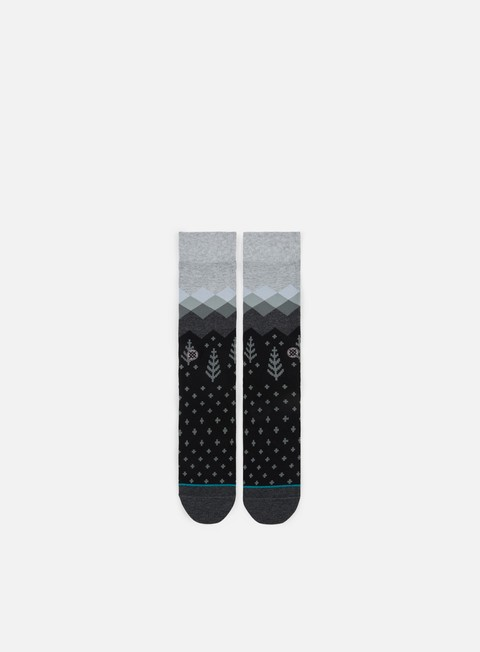 accessori stance valleys crew socks black