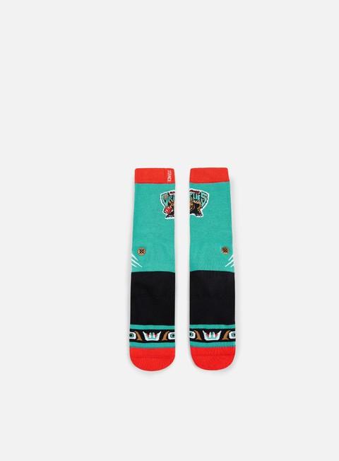 Outlet e Saldi Calze Stance Vancouver Grizzlies HWC Crew Socks